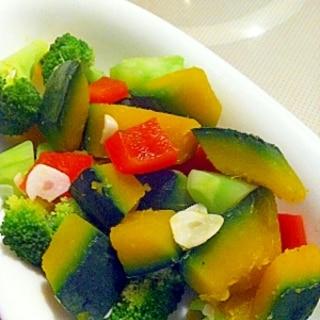 茹でるだけ~♪なんと簡単な!やみつき温野菜