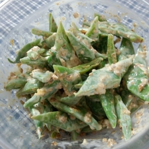 モロッコいんげんサラダ