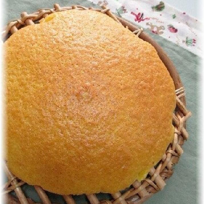 基本のスポンジケーキ丸型