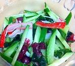 かにかまの中華サラダ