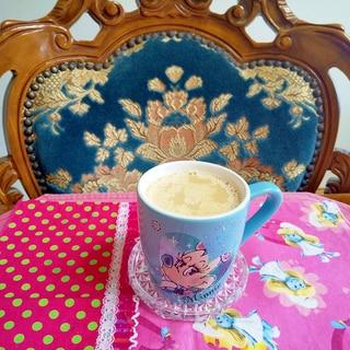 スキムミルクコーヒー