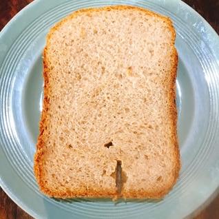 糖質オフ 全粒粉入り食パン ホームベーカリー