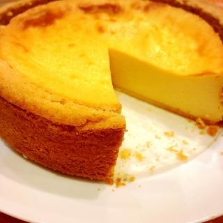 お手軽タルト生地のさつまいもチーズケーキ