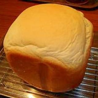 HBで☆ウチのふわふわ常食トースト