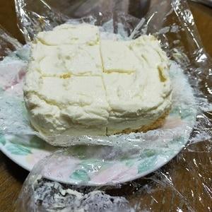 パパでも出来る!簡単定番!レアチーズケーキ
