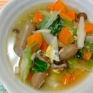 簡単ポトフ風おかずスープ(^o^)