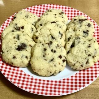 HM&トースターで簡単♪チョコチップクッキー
