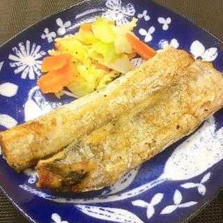 太刀魚のソテー