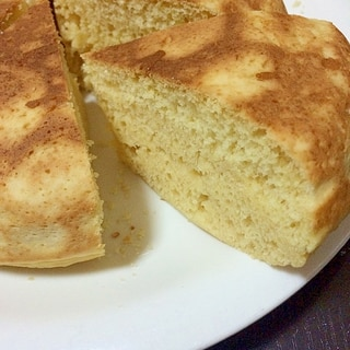 炊飯器☆メープルケーキ