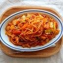 【香味ペーストで!  魔法の野菜炒めナポリタン