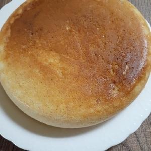 炊飯器で焼ける!ホットケーキミックスでバナナケーキ