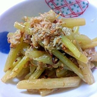 ふきサラダ~簡単美味い春の味