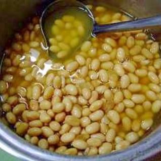 ★大豆の水煮★の作り方
