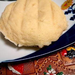 卵不使用★甘くないプレーンおからプチパン