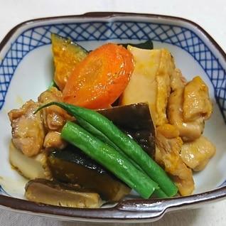 鶏肉と野菜の煮物