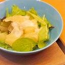 生タコとグレープフルーツのさっぱりサラダ