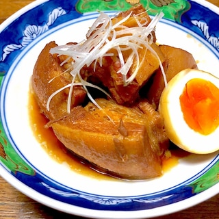 【圧力鍋不使用】丁寧に作るから美味しい♡豚の角煮♡
