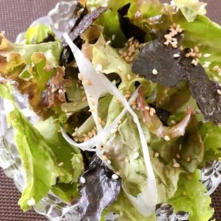 焼肉屋さんのチョレギサラダ☆韓国風サラダ