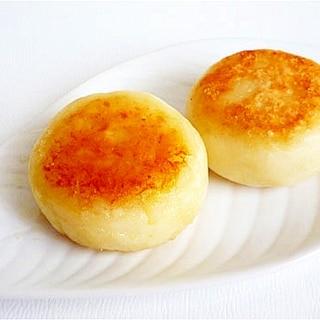 チーズとろとろ じゃがいも餅