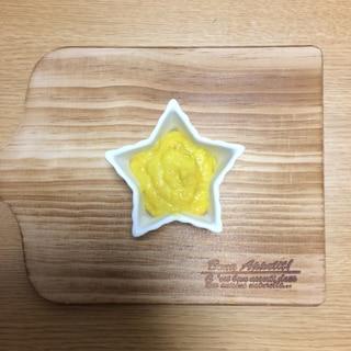 離乳食 レンジで簡単〜コーンクリーム煮〜
