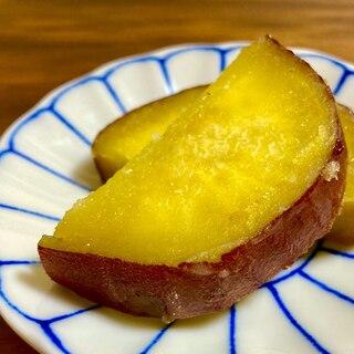 ほっくり*薩摩芋のはちみつバター煮