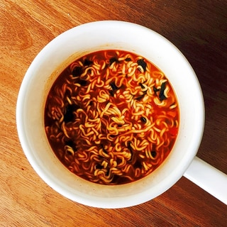 韓国人が教える辛ラーメンのおいしい作り方