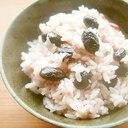 煎り黒豆の炊き込みご飯♪香ばしく簡単!