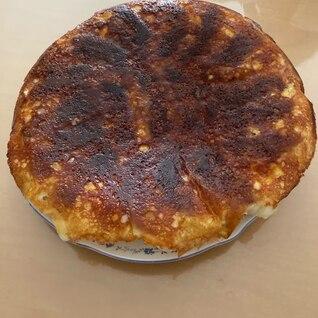 パリパリ羽根つきチーズ餃子
