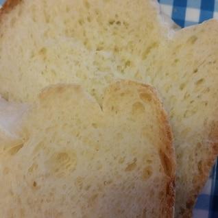 中力粉だけで作る★HB食パン