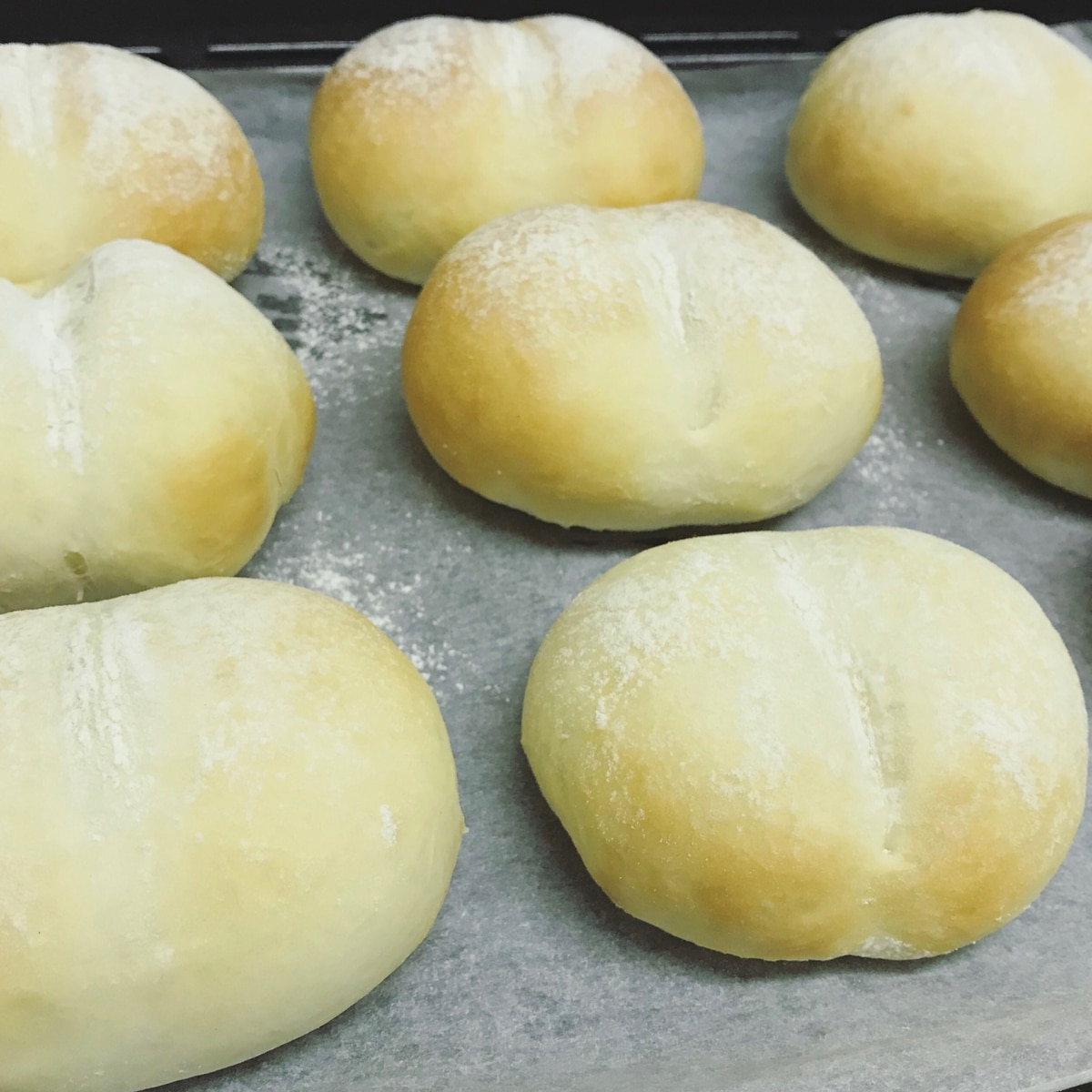 なし パン レシピ バター