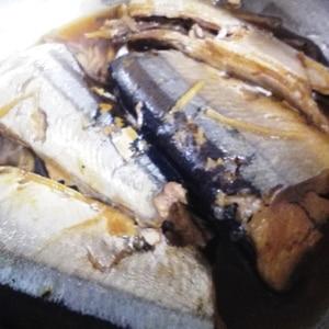 圧力鍋不要☆骨まで食べれる さんまの甘露煮
