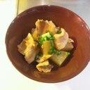 大根と豚バラのオイスターソース煮
