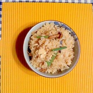 数の子と山菜の炊き込みご飯♪