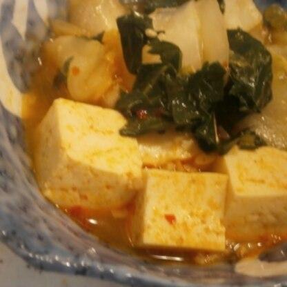 辛い鍋美味しいですね。美味しくいただきました。ごちそうさまでした