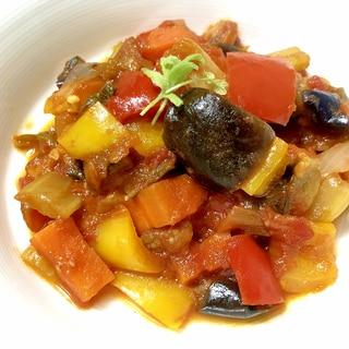 簡単!野菜たっぷり♪ラタトゥイユ[南フランス料理]