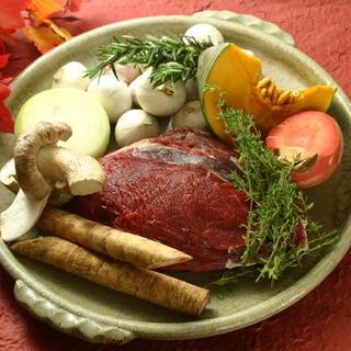 【高タンパク・低カロリー・低脂肪】えぞシカ肉セット