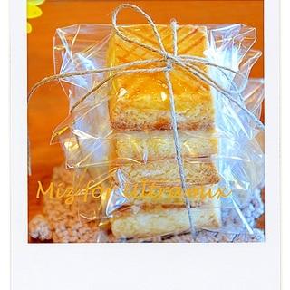 【基本の焼き菓子】バター薫る★サクサク「ガレット」
