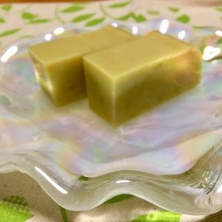 材料3つ☆豆乳芋羊羹