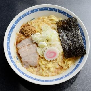 魚介豚乳ラーメン