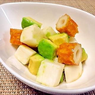 もう一品にオススメ☆長芋とアボカドのサラダ