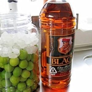 ウィスキー梅酒