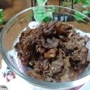 作り置きに♪牛肉の生姜煮