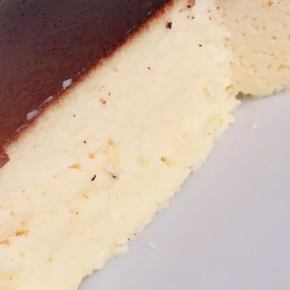 15cmで調理♪メレンゲが上手く出来なかったんですが、ここまで膨らんでくれて美味しく頂きました♪メレンゲの上手な作り方をネットでみつけたのでむた、次リベンジ♪