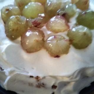 レッドグローブDE簡単ケーキ(*´ω`*)
