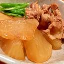 パクッ・じゅわ〜☆しみしみ大根と豚肉のオイスター煮
