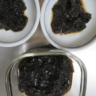 とても簡単・生海苔(なまのり)を使った海苔の佃煮