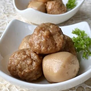 ★肉団子と里芋のコロコロ煮★