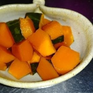 簡単煮物♪甘さ控えめ優しい味のかぼちゃ煮♡