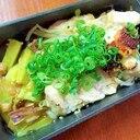 ●ほぼ放置で簡単ヘルシー♪薩摩芋・鶏モモ生姜焼き●