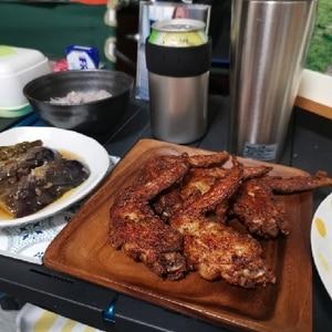 おうちで専門店の味‼︎香ばし醤油味の手羽唐揚げ